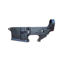CSS AR15 Stripped Lower Receiver